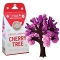 Crystal Growing Cherry Tree