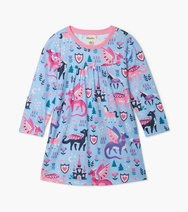 Enchanted Forest Nightdress 2T