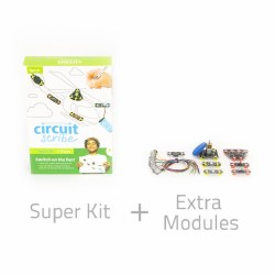 Circuit Scribe Super Plus Kit