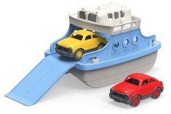 Ferry Boat with Fastbacks