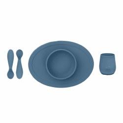 First Foods Set Indigo