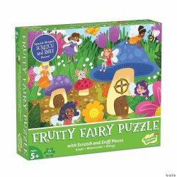 Fruity Fairy Puzzle