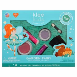 Garden Fairy 4-pc Natural Mineral Play Makeup Kit