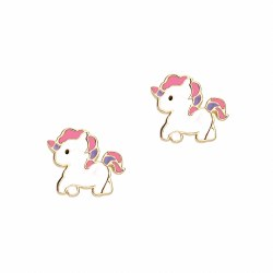 Magical Unicorn Cutie Studs