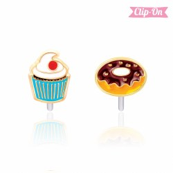 Perfect Pair Clip-On Earings Sugar Rush