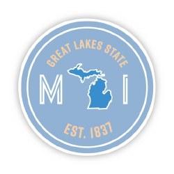 Great Lakes State Michigan