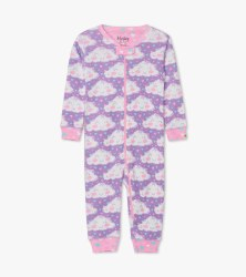 Coverall Cheerful Clouds 6-9m