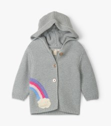 Shimmer Baby Sweater Hoodie 2T