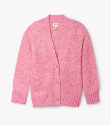 Pink Confetti Cardigan 2