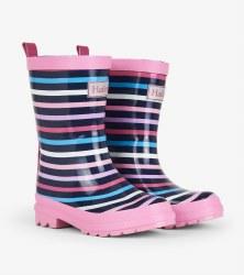 Rain Boots Stripes 5T