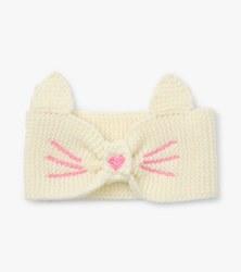 Kitty Knit Headband L/XL