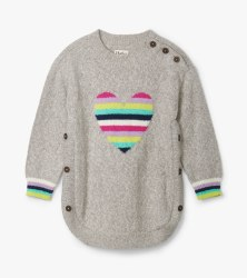 Rainbow Chunky Sweater 4