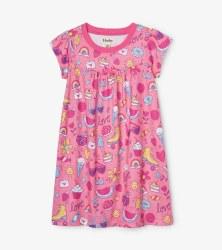 Night Dress Lovely Doodles 10