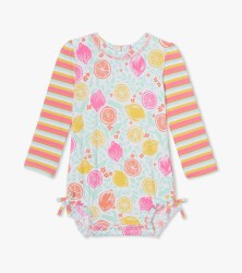 Baby Rash Guard Citrus 3-6m