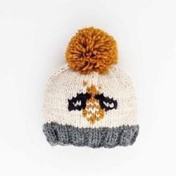 Bumblebee Knit Hat 6-24m