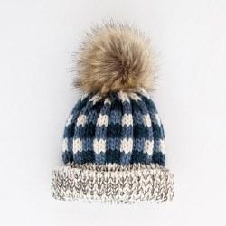 Buffalo Check Hat NB