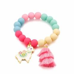 Whimsy Bracelet Glama Llama