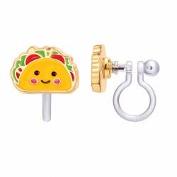 Clip-On Earings Taco