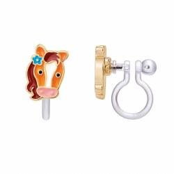 Clip-On Earings Pretty Pony