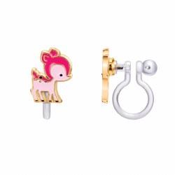 Clip-On Earings Darling Deer