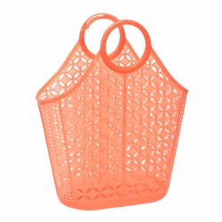 Atomic Tote Neon Orange - Pickup Only