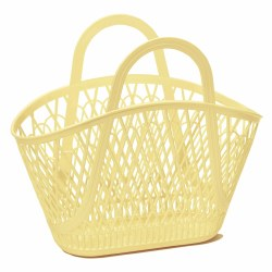 Betty Basket Yellow - Pickup Only