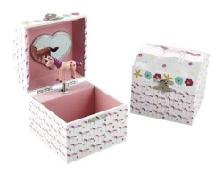 Jewellery Box Unicorn