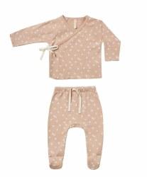 Kimono + Pant Set Petal NB