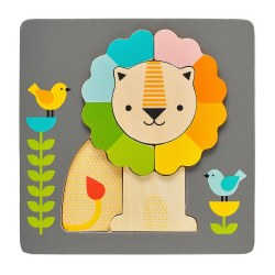 Lion Chunky Puzzle