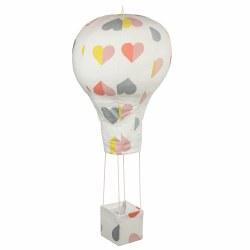 Hot Air Balloon Hearts