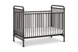 Abigail 3-in-1 Convertible Crib Vintage Iron