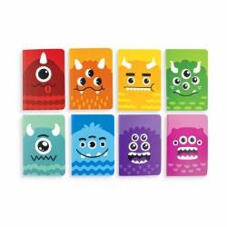 Mini Pocket Journals Monster