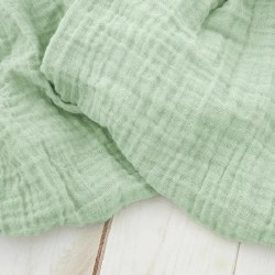 Muslin Blanket Sage