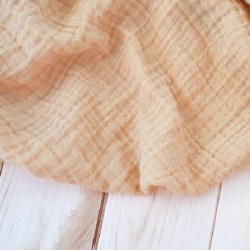 Muslin Blanket Sand