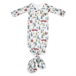 Newborn Knotted Gown Kringle