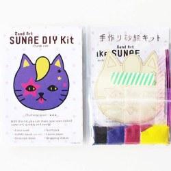 Sunae DIY Kit Punk Cat
