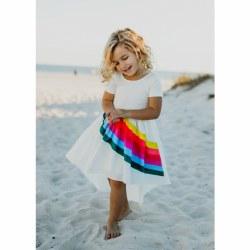 Vivid Rainbow Dress 7