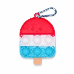 OMG Pop Fidgety Keychain Ice Pop