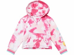 Pink Ombre Hoodie 5T