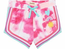 Pink Terry Jogging Shorts 8