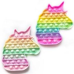 OMG Pop Fidgety Glitter Unicor
