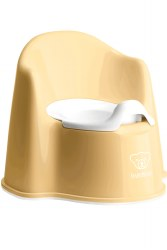 Potty Chair Powder Yellow - CURBSIDE ONLY