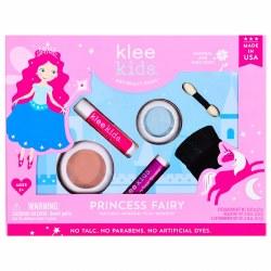 Princess Fairy 4-pc Natural Mineral  Makeup Play Kit