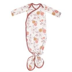 Newborn Knotted Gown Ferra