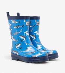 Rain Boots Deep Sea Shark 6T