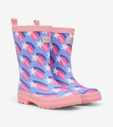 Rain Boots Shooting Stars 8