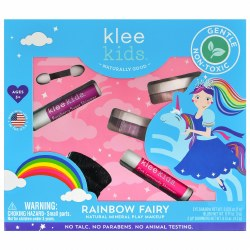 Rainbow Fairy Natural Mineral Makeup Play Kit