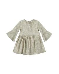 Sage Garden Bell Dress 2-3y