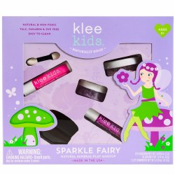 Sparkle Fairy Natural Mineral Makup Play Kit