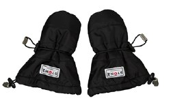 Infant Mittz 12-24m Black